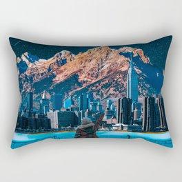 A shooting Star? Rectangular Pillow