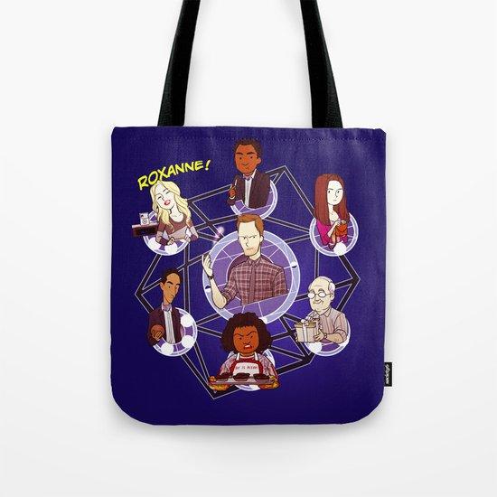 Remedial Chaos Theory Tote Bag