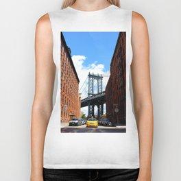 That Brooklyn View - The Empire Peek Biker Tank