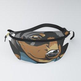 Dog Pocket Fanny Pack