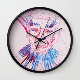 R&B Wall Clock