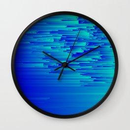 Speed Trap - Pixel Art Wall Clock