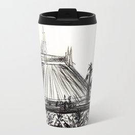 Space Mountain Travel Mug