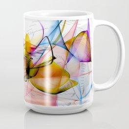 Structur World by Nico Bielow Coffee Mug