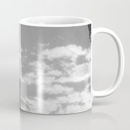 Black And White Chimney Coffee Mug
