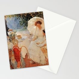E Phillips Fox - The Arbour Stationery Cards