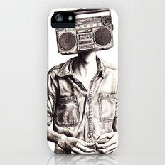 Radio-Head iPhone (5, 5s) Slim Case