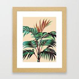 Tropic 02 Framed Art Print