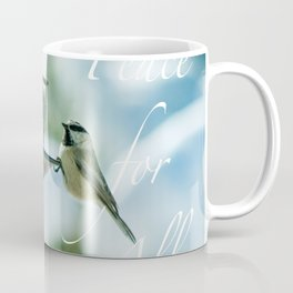 Peace For All by CheyAnne Sexton Coffee Mug