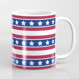 Deku's Curtain Pattern Coffee Mug
