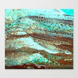 Abstract Annemarie Canvas Print