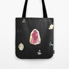 Sacred Feminine Tote Bag