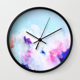His Name Was Klein Wall Clock
