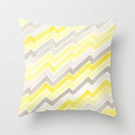 #65. ANNIE - Lightning Throw Pillow