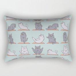 British Shorthair Cat  Yoga Rectangular Pillow