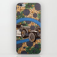 car iPhone & iPod Skins featuring Car by Aimee Alexander