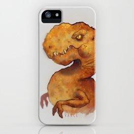 Jarvis the Tyrannosaurus iPhone Case