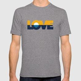 LOVE - People's Flag of Milwaukee T-shirt