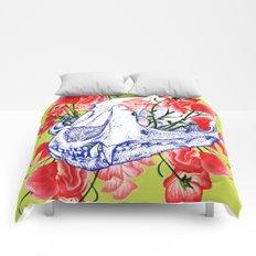 Deathvslife5 Comforters