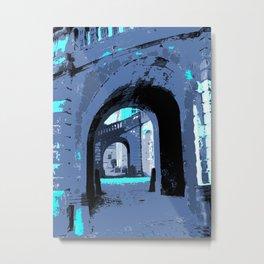 Fontainbleau Passages Metal Print