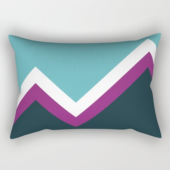 Hills Rectangular Pillow