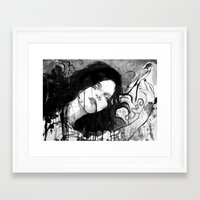 renaissance Framed Art Prints featuring renaissance by LouiJoverArt