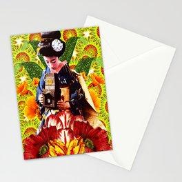 Geisha Photographer Stationery Cards