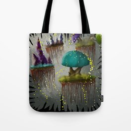 Perception of Reality Tote Bag
