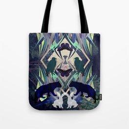 In the Jungle Tote Bag
