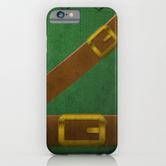 Video Game Poster: Adventurer iPhone & iPod Case