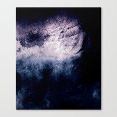 Grunge ink Canvas Print
