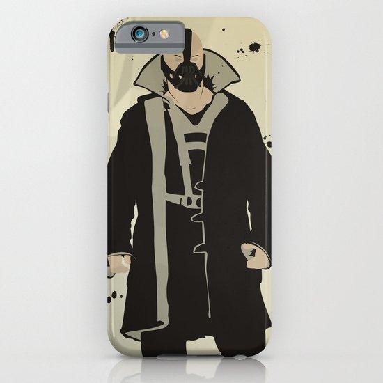 The Dark Knight: Bane iPhone & iPod Case