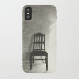 The Empty Chair No3 iPhone Case