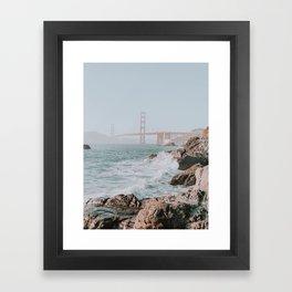 san francisco ii / california Framed Art Print