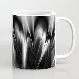 Black and White Elegance Coffee Mug