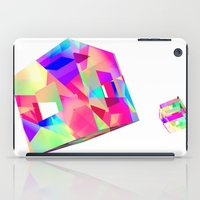 games iPad Cases featuring GAMES by DIZYGOTIK