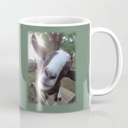 Goat Barnyard Farm Animal Coffee Mug