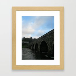 Inistioge Bridge, Ireland Framed Art Print