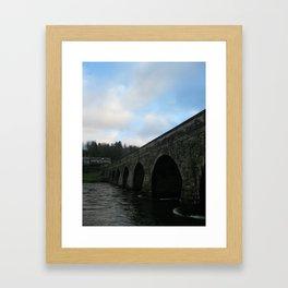 Inistioge Bridge, Ireland Framed Art Print