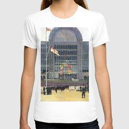 12,000pixel-500dpi - Sir John Lavery - Rnvr Crystal Palace - Digital Remastered Edition T-shirt