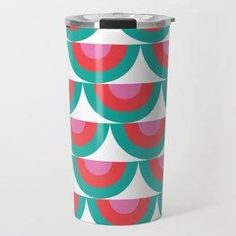 WATERMELON RAINBOW PATTERN Travel Mug