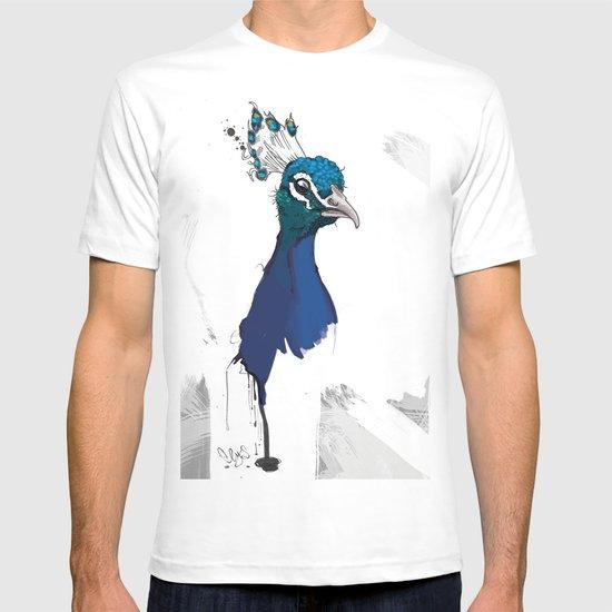 Peacock Head T-shirt