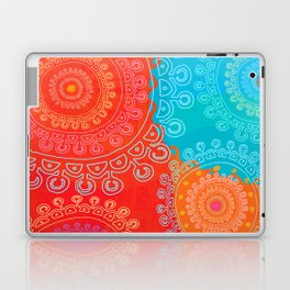 BE EXACTLY WHO YOU ARE Laptop & iPad Skin