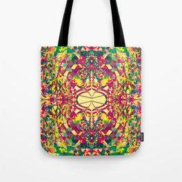 Bohemian Design Tote Bag