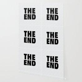 The End Black Wallpaper