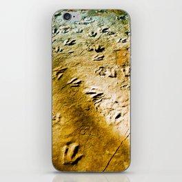 Eubrontes Giganteus iPhone Skin