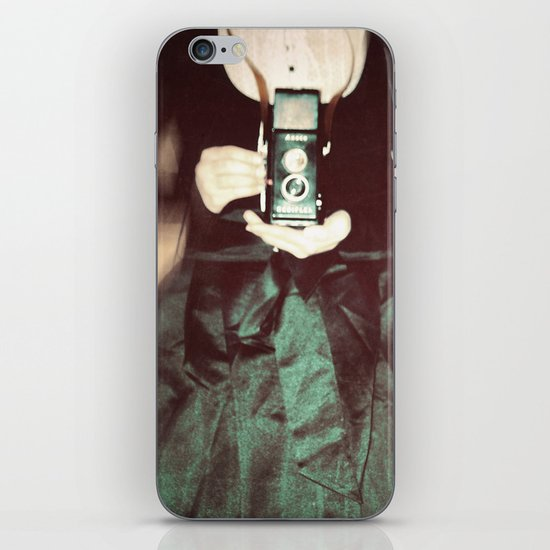 Ansco iPhone & iPod Skin