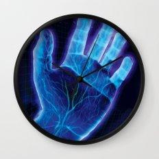 Pure Fusion Wall Clock