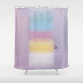 human nature #6 Shower Curtain