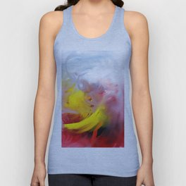 Feather Dance Unisex Tank Top